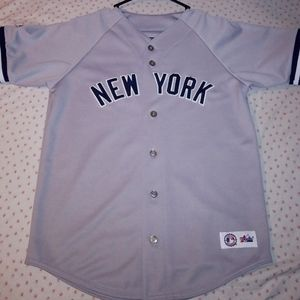 Majestic New York Yankees MLB Jersey - Youth